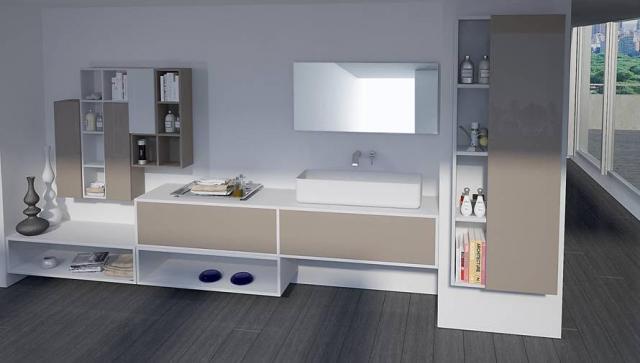 Baño Visitas Medidas:Arte en Baño realizará el diseño y la reforma de tu baño