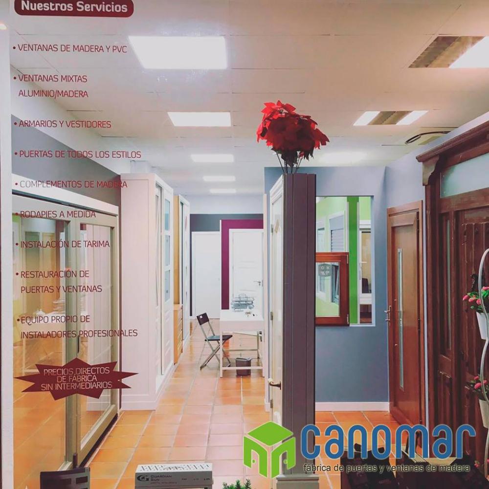 Puertas canomar tienda online de puertas de madera - Puertas de madera economicas ...
