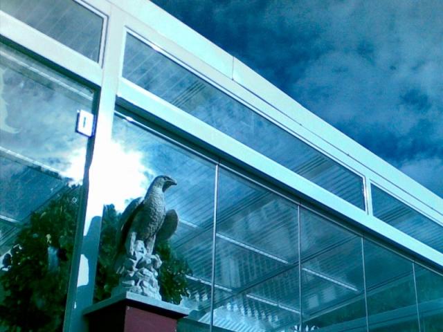Aluminios alunoe empresa de carpinter a de aluminio en - Porches de aluminio y cristal ...