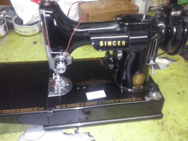 Carranza. Reparación de máquinas de coser a domicilio en ... - photo#21
