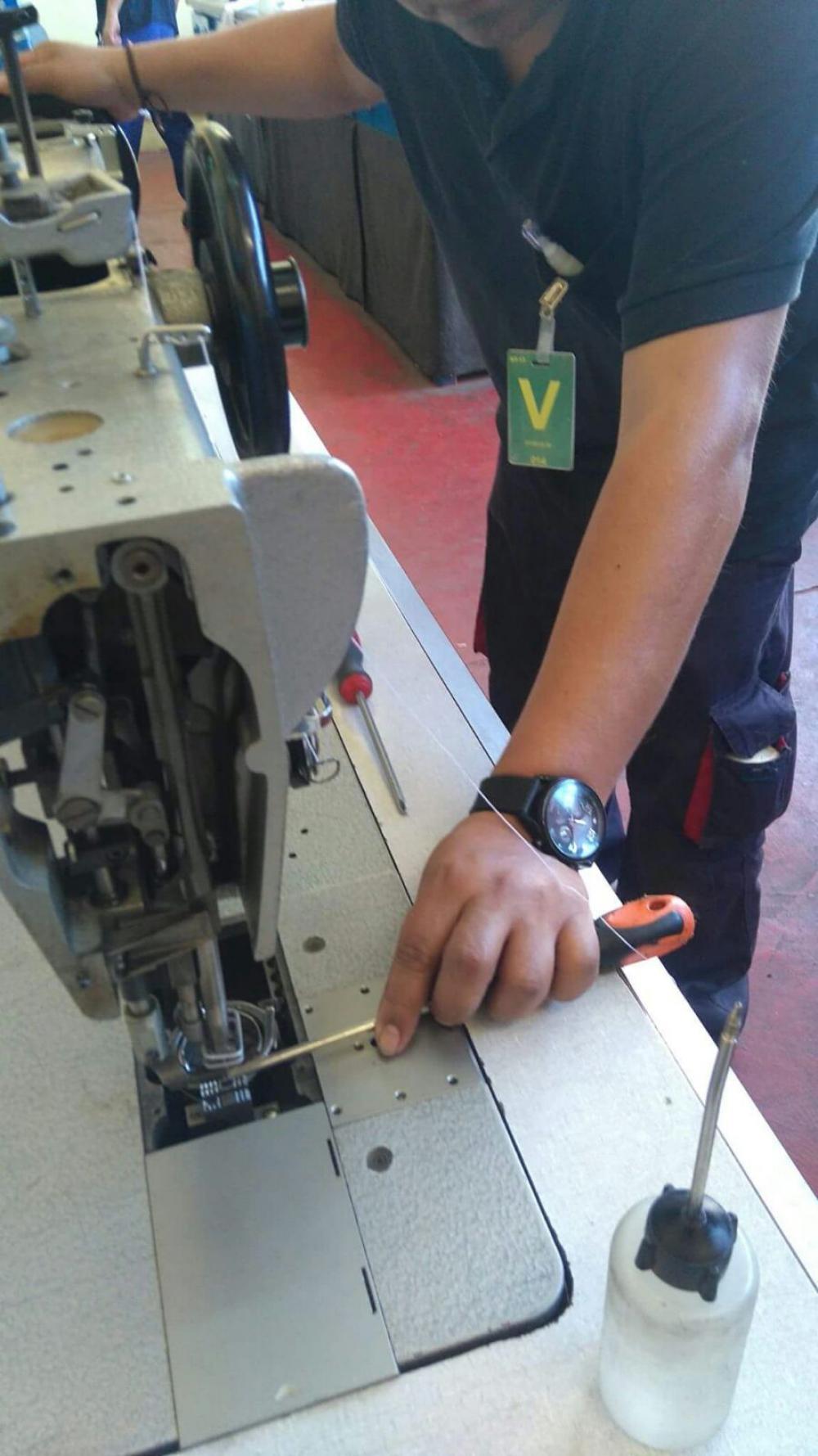 Carranza. Reparación de máquinas de coser a domicilio en ... - photo#25