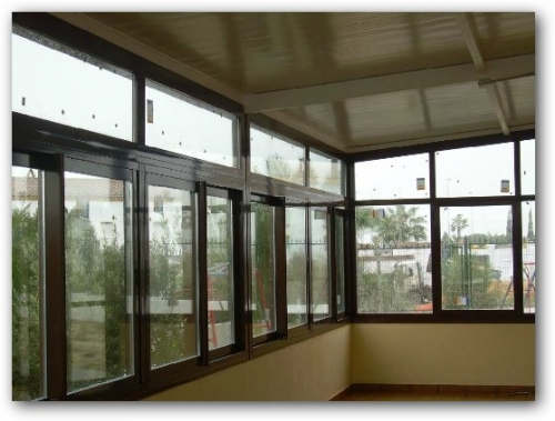 puertas de pvc baratas good ventanas de aluminio baratas