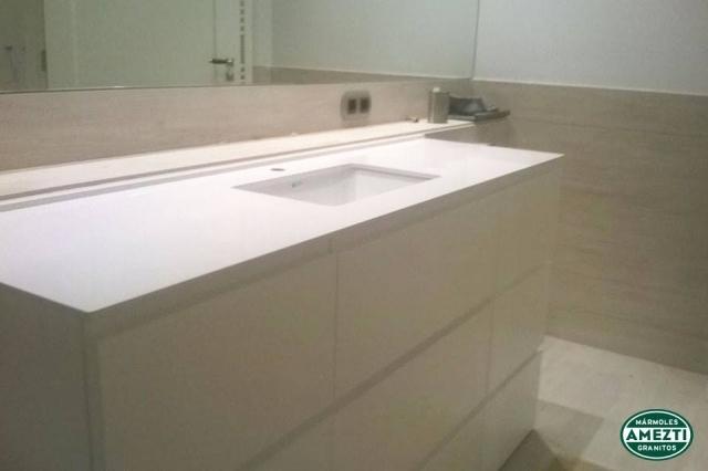 Marmoles y granitos amezti fabricante de encimeras de for Banos granitos y marmoles