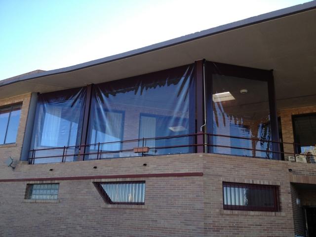 Toldos mart nez instalaci n de toldos para terrazas en for Toldos corredizos para terrazas
