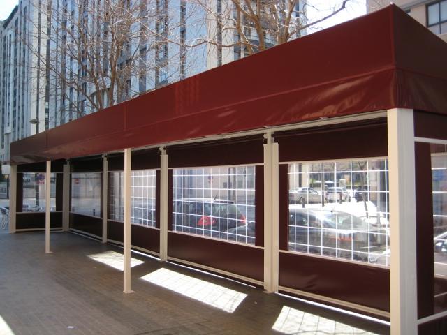 Toldos mart nez instalaci n de toldos para terrazas en - Toldos terrazas bares ...