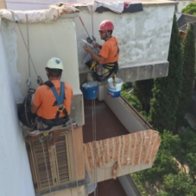 Vertical balear empresa de restauraciones de edificios en - Empresas limpieza mallorca ...