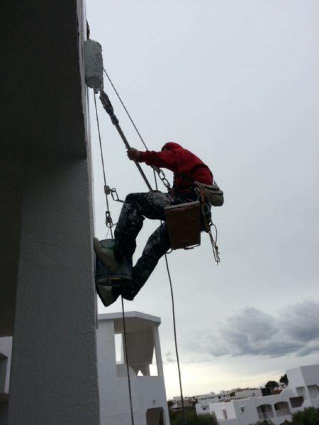 Vertical balear empresa de restauraciones de edificios en - Empresas de limpieza en mallorca ...