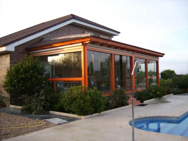 C glass empresa para instalaci n de cortinas de cristal en c diz c diz c diz - Como cerrar un porche ...