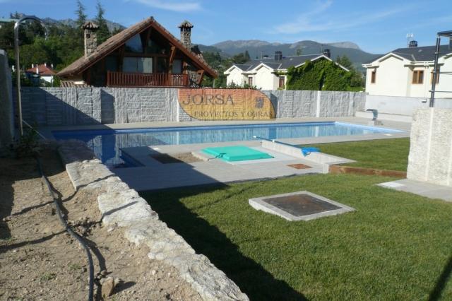 Jorsa empresa de construcci n en madrid rivas vaciamadrid for Construccion de piscinas economicas