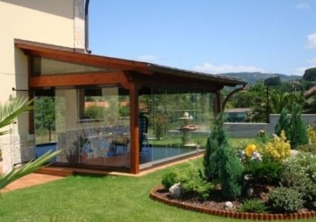De patios y jardines fotos de patios decoracion de patios for Viviendas sobre terrazas