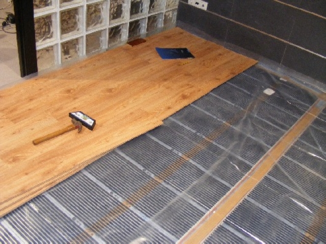 Eficazlor distribuidores de suelo radiante el ctrico para - Colocacion suelo radiante ...