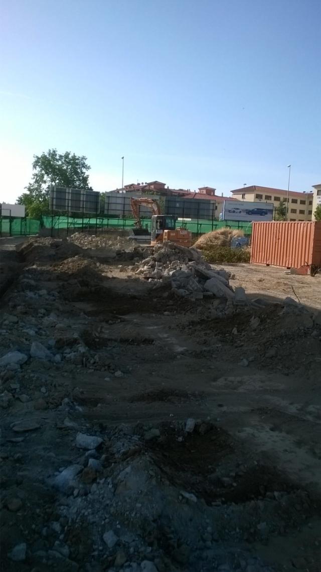 Velasco mont s empresa de excavaciones de terrenos en - Reformas en granada ...