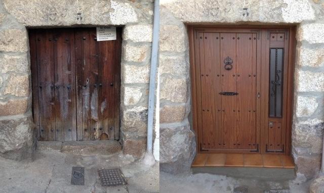 Cenasa carpinter a de aluminio fabrica e instalaci n de - Fabrica de puertas en madrid ...
