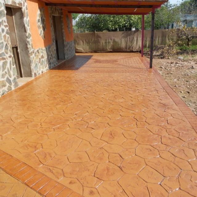 Suelos para patios suelos para patios trabajo con suelo for Suelos para porches