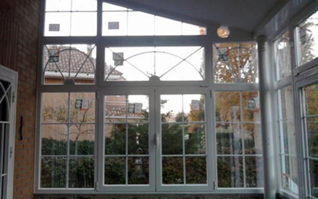 Comercial roalpe instaladores de ventanas de aluminio en - Puertas de aluminio para terrazas ...