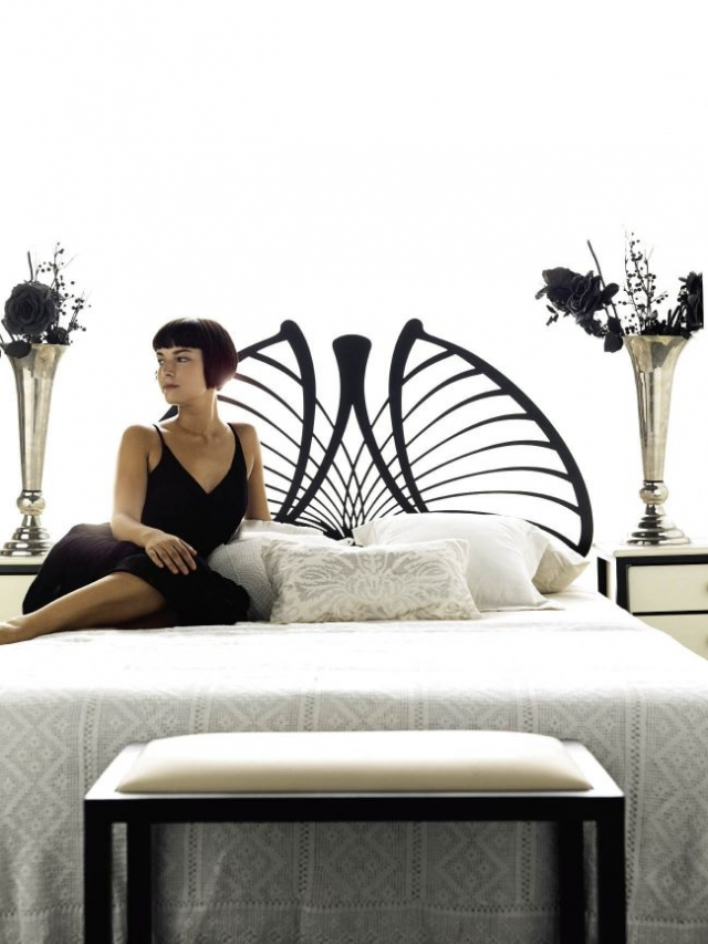 Decoartesanal tienda online de mobiliario y cabeceros de for Cabeceros de forja baratos