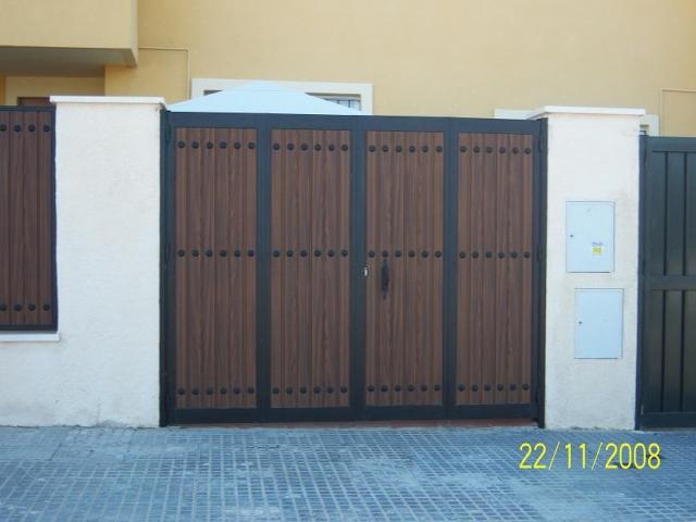 Metal Monper Carpintería para rejas,puertas,barandillas de hierro y ...