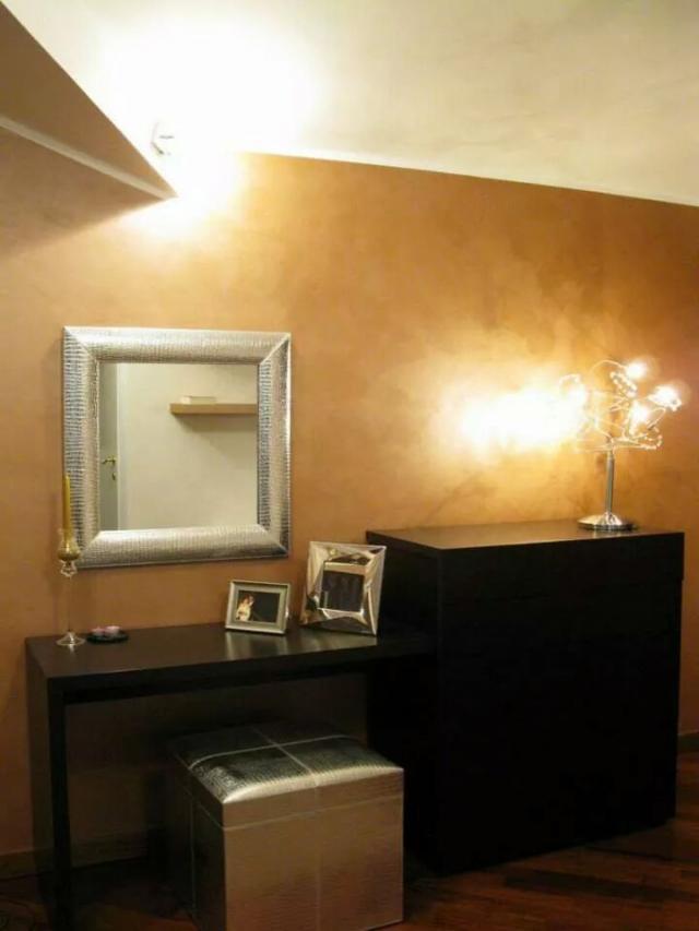 Decoraci n bell n pintura decorativa de pisos en madrid for Decoracion piso en madrid