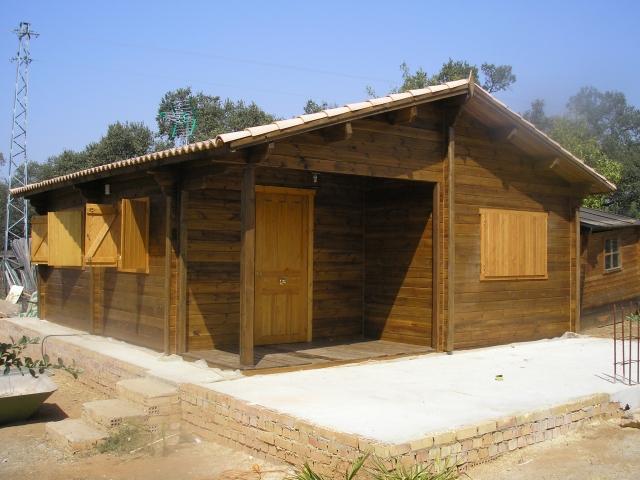 Santa clara casas de madera empresa de venta fabricaci n e instalaci n de casas de madera a - Casas de madera en cadiz ...