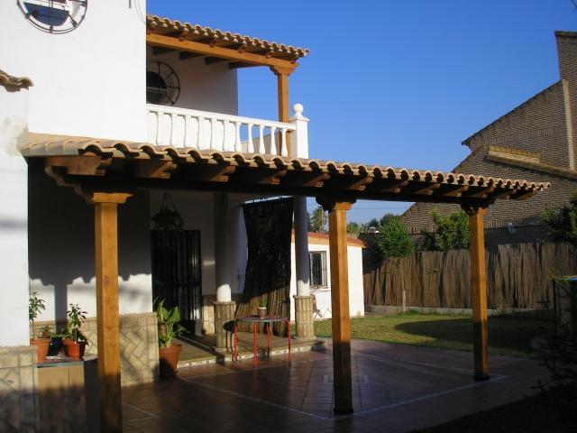 Santa clara casas de madera empresa de venta fabricaci n - Casa madera sevilla ...