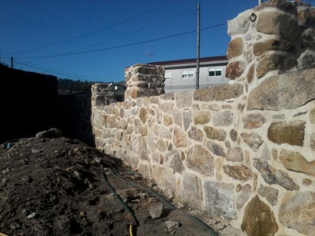 Excavaciones y canter a fj empresa para preparaciones de terrenos y todo tipo de trabajos y - Cierres de fincas en galicia ...