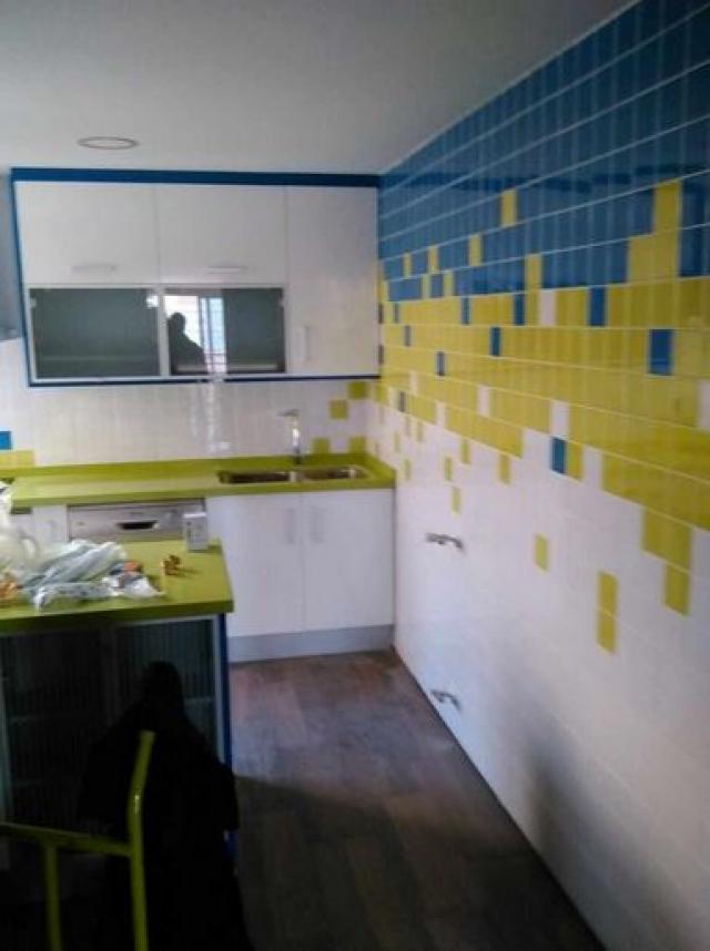 Reformas montero empresa reformas integrales granada for Cocinas granada precios