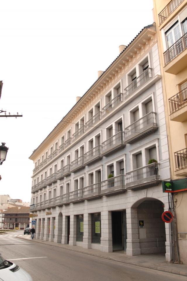Alejandro beda arquitecto estudio de arquitectura de - Arquitectos ciudad real ...