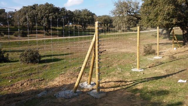 Vallas para terrenos free agustn lanciano vallados y - Vallas para terrenos ...