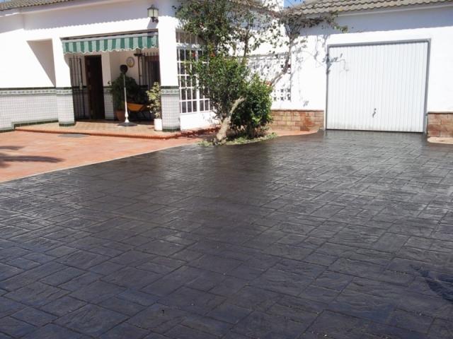 Suelos de hormign pulido suelos de hormigon impreso y - Hormigon decorativo para suelos ...