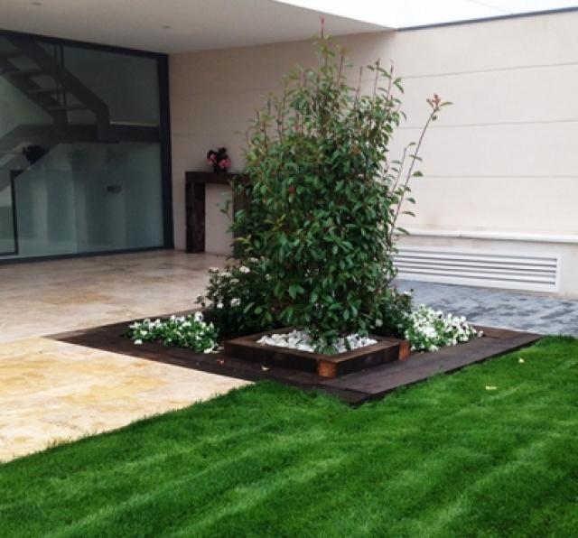 Izal empresa de jardiner a y paisajismo de dise o for Jardineria las rozas