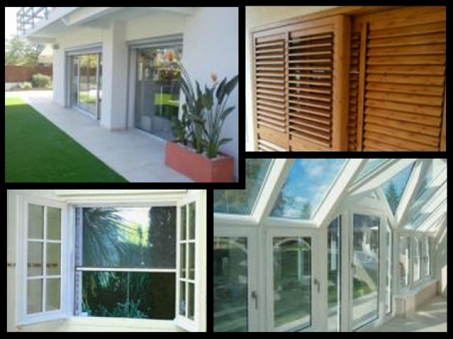 Aluminios j ruiz carpinter a de aluminio para fabricaciones e instalaciones de ventanas - Persianas para balcones ...
