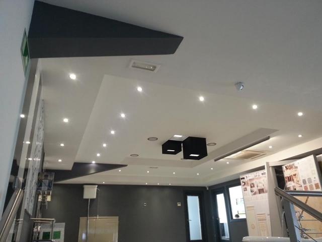 Instalaciones cantero empresa para reformar hoteles en valencia alicante y castell n - Escayola decorativa techo ...