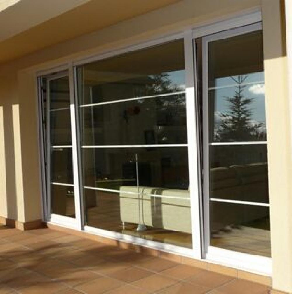 Puertas para terrazas aluminio pintar las puertas de tu - Puertas de terraza ...