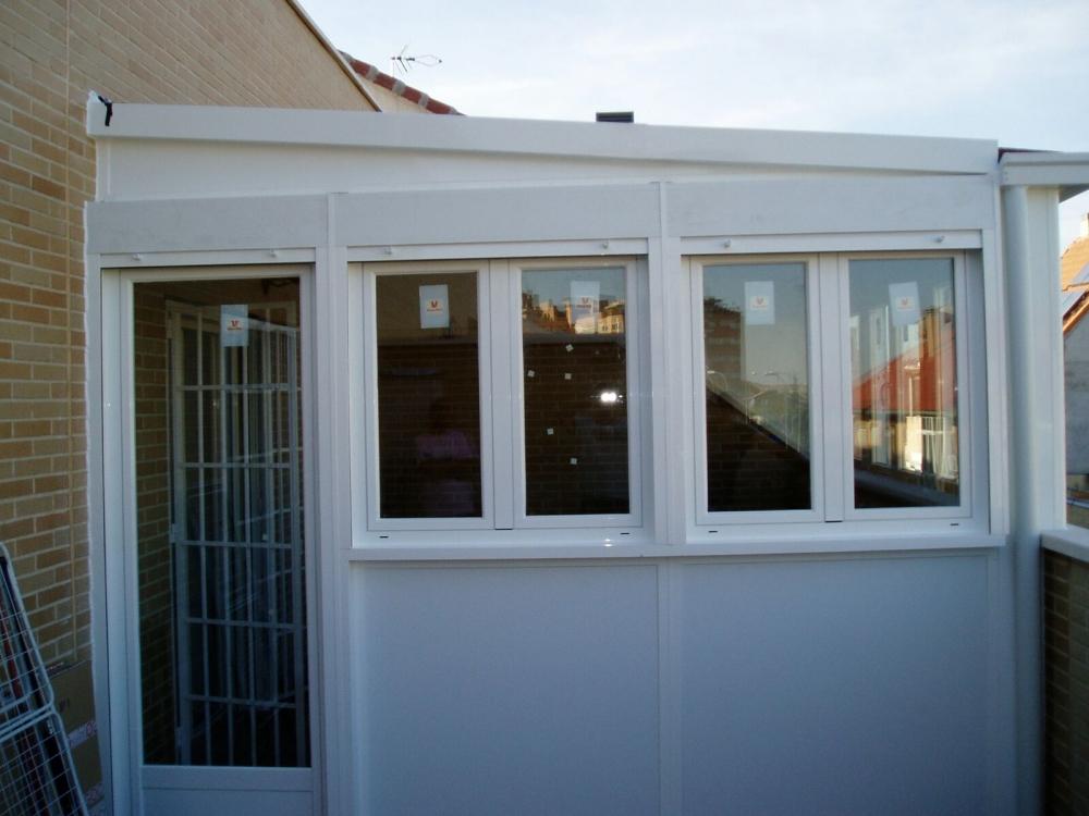 Ventanas aluminio baratas excellent puerta de aluminio - Instalar ventana aluminio ...