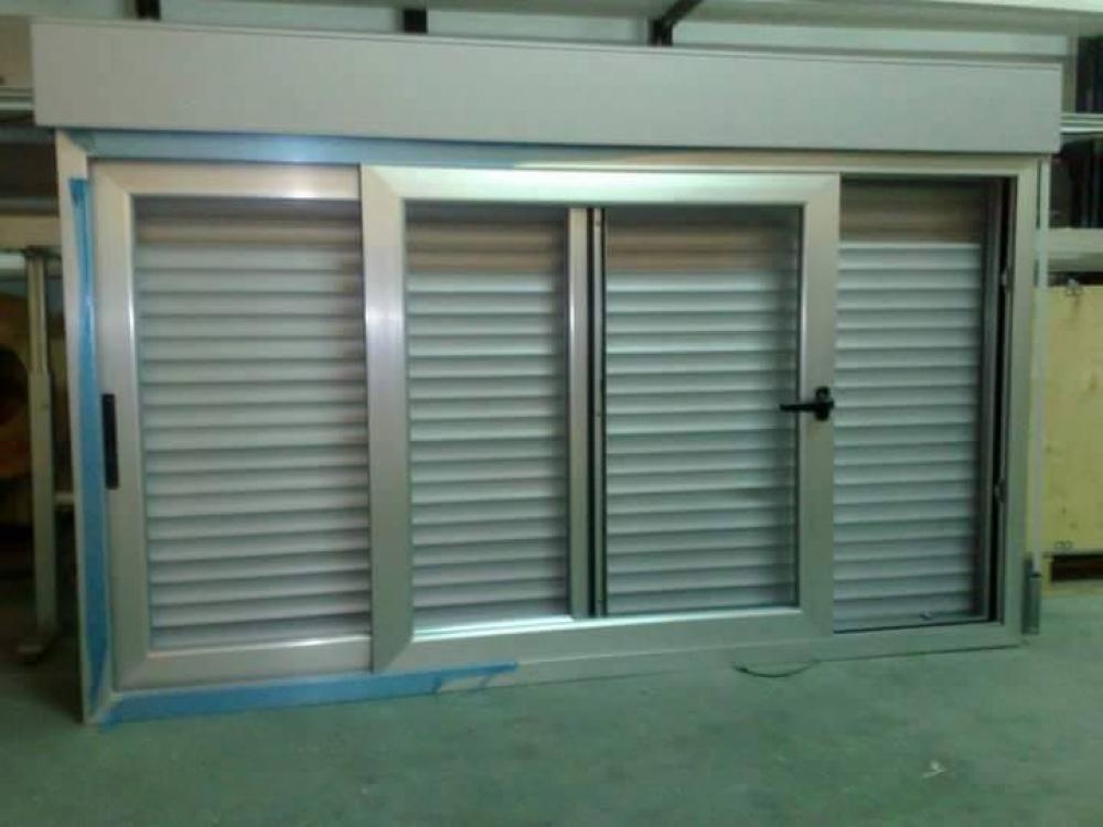 Novalumin carpinter a de aluminio en granada instalar - Instalar ventana aluminio ...