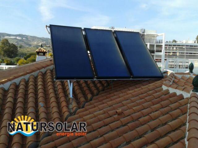 Natursolar empresa de venta instalaci n montaje y mantenimiento de energ a solar t rmica y - Energia solar madrid ...