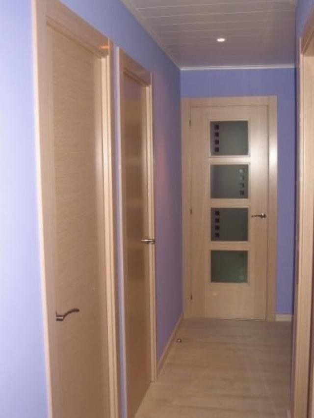 Puertas interiores baratas affordable chapa para puerta - Puertas baratas exterior ...