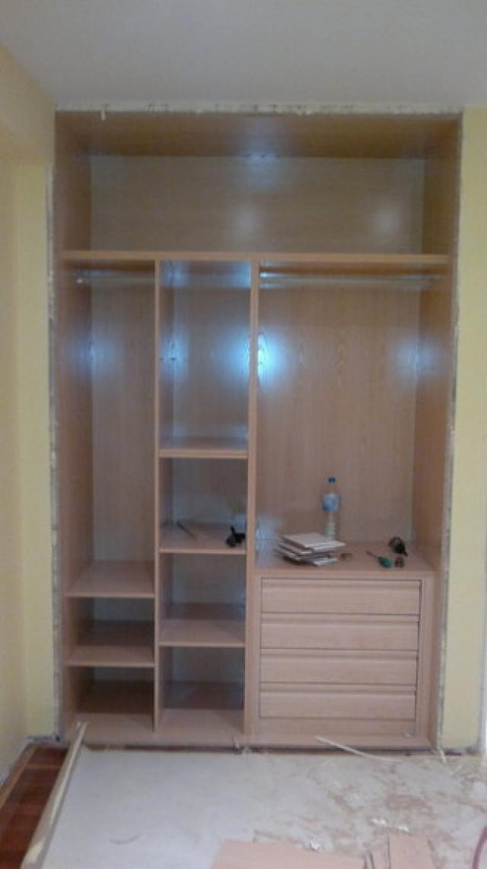 Interiores de armarios empotrados baratos normalmente - Cajoneras de armarios baratas ...