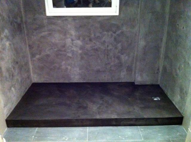 Encimera Baño Microcemento:Microcemento en Valencia Decoración de baños y cocinas, encimeras