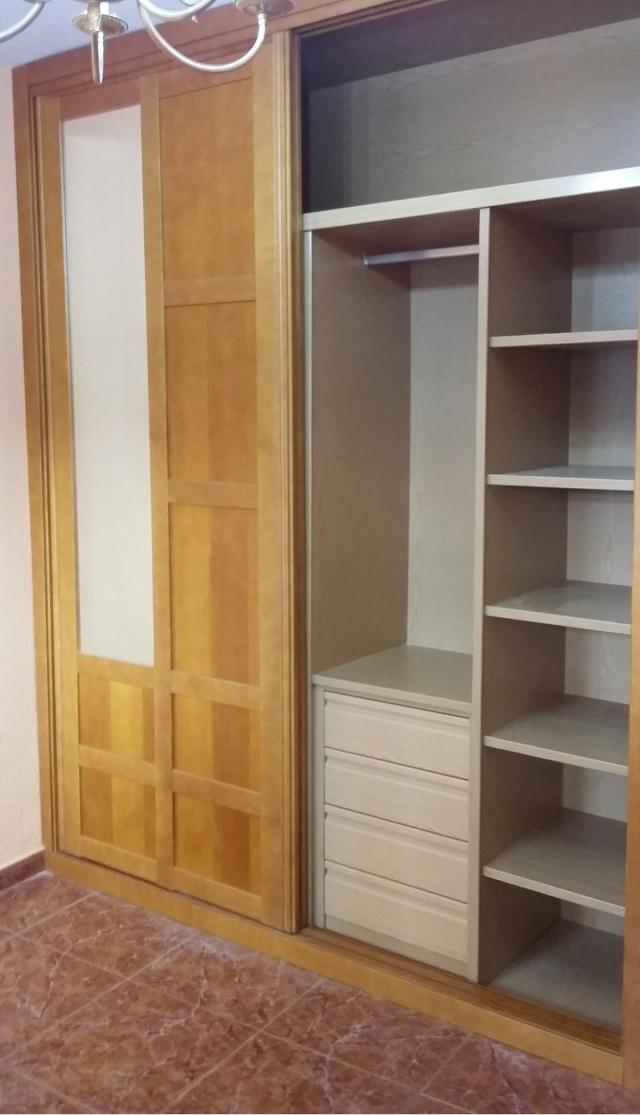 Armarios alcal carpinter a de madera en alcal fabricar - Montaje armario empotrado ...