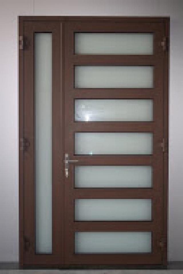 Kilman integralia carpinter a de aluminio imitaci n - Carpinteria de aluminio terrassa ...