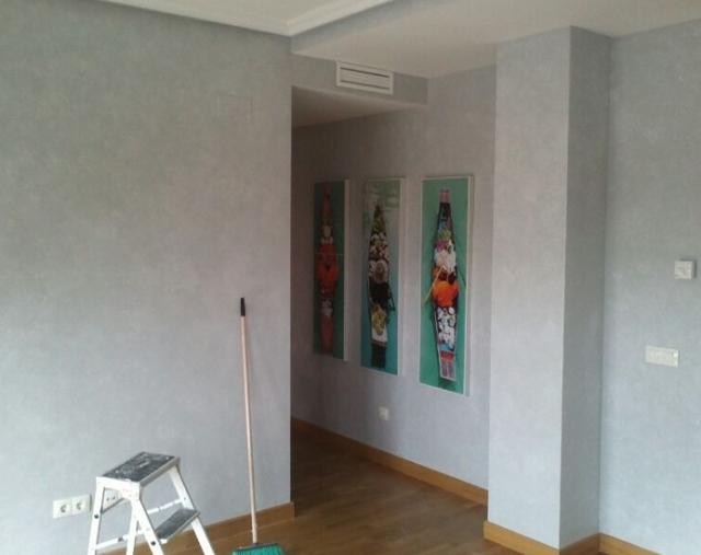 LH Esparta, empresa de pintura decorativa de viviendas en pozuelo ...