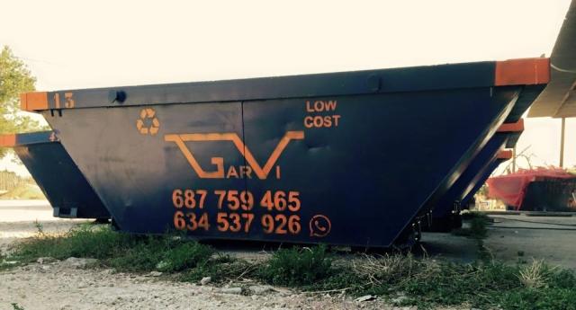 Cuanto cuesta alquilar contenedor escombros hydraulic - Cuanto cuesta una casa contenedor ...