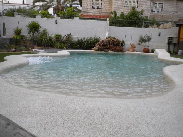 Hidrosport empresa de construcciones de piscinas de for Hormigon proyectado para piscinas