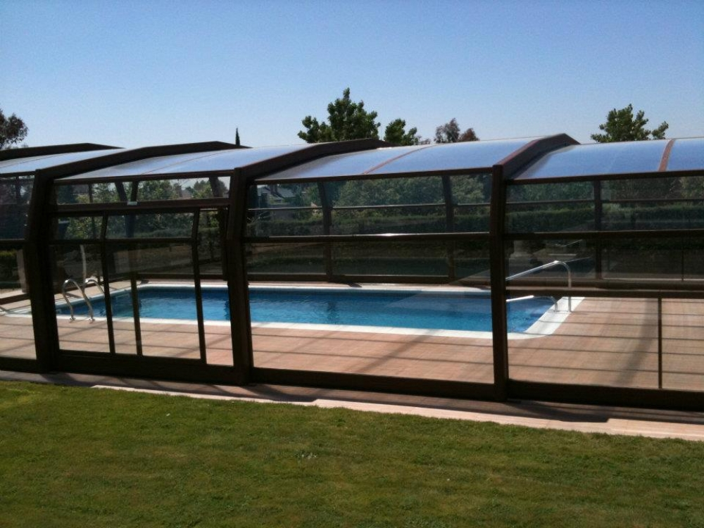 Piscinas urbano piscinas de obra de hormig n proyectado - Presupuestos de piscinas de obra ...
