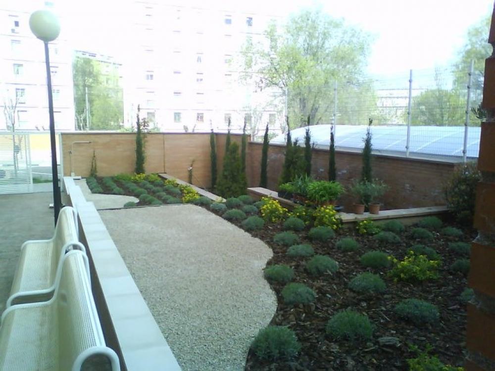 Dise o y gesti n sostenible empresa de jardiner a - Diseno jardines madrid ...