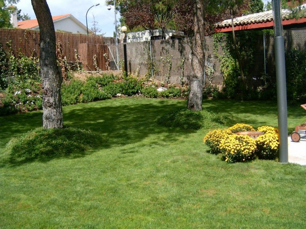 Empresa de dise o de jardiner a casa dise o for Empresas de jardineria en girona