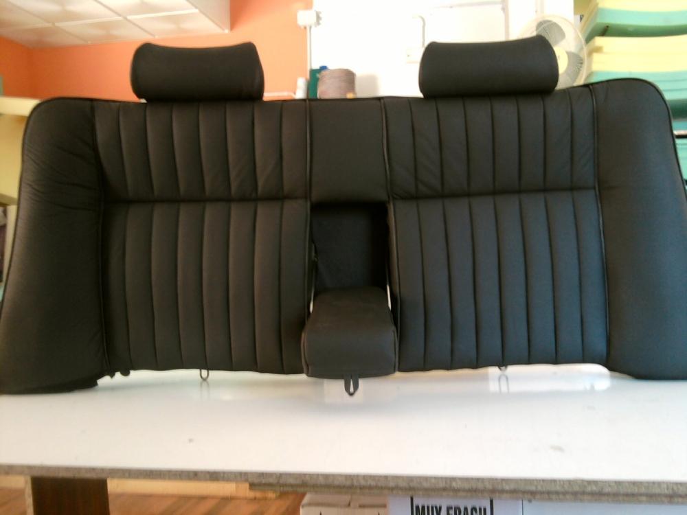 Cuanto cuesta tapizar asientos coche interesting tapideco taller de tapizados de automviles en - Cuanto cuesta tapizar una butaca ...