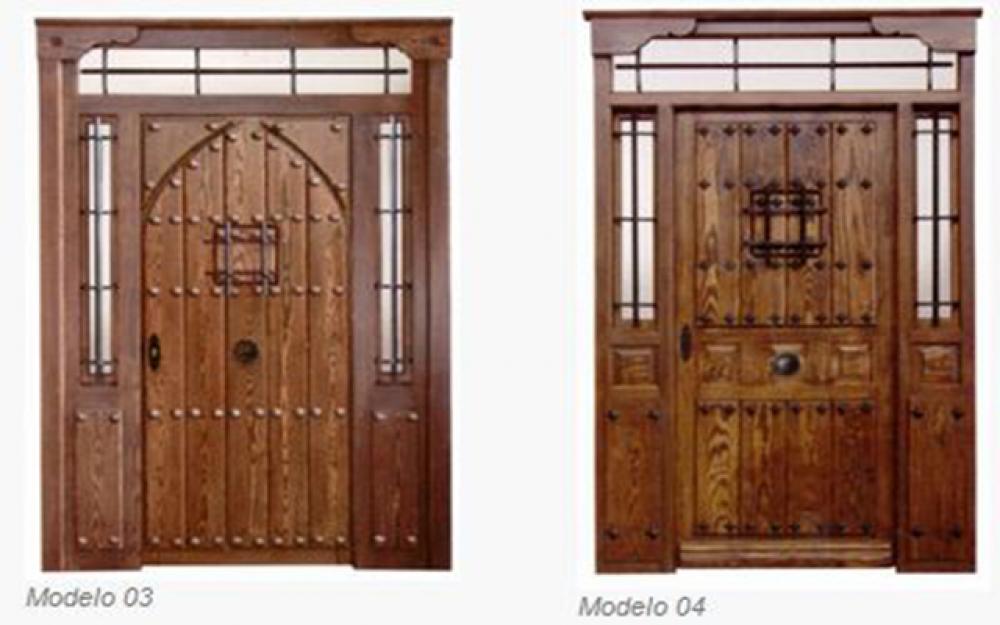 Puertas la sabina carpinteria de puertas de madera - Comprar ventanas baratas ...