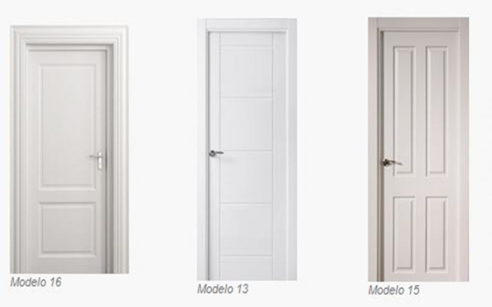 Puertas de interior baratas en madrid fabulous tipos de - Puertas interior blancas baratas ...